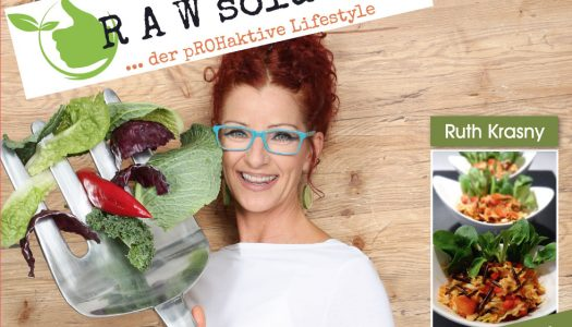 Raw Solution-neues Buch